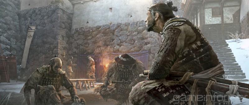 《只狼》中主角可以說話 FromSoftware魂類游戲首次