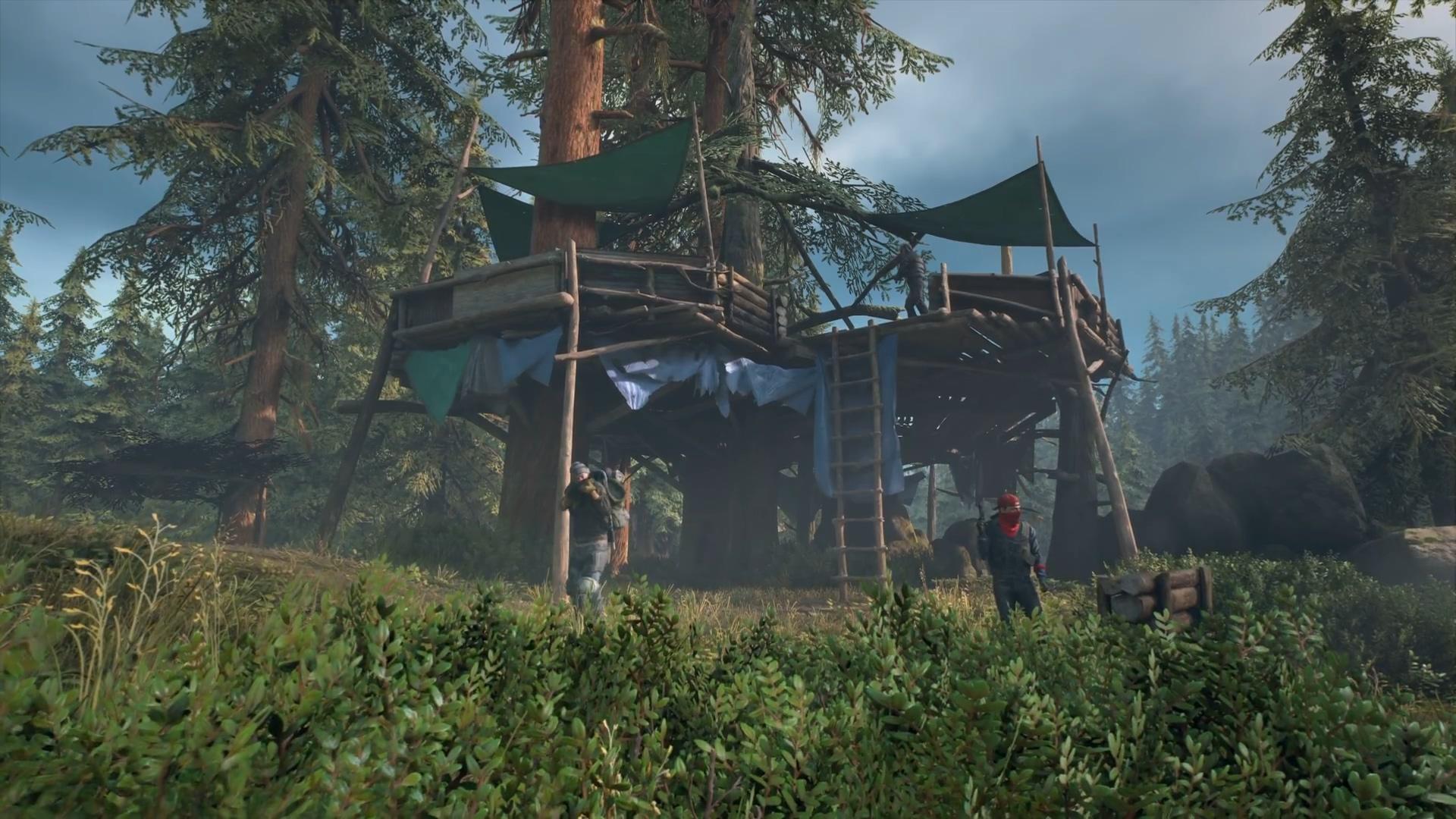 PS4《往日不再》新预告片展现末日世界及天气系统