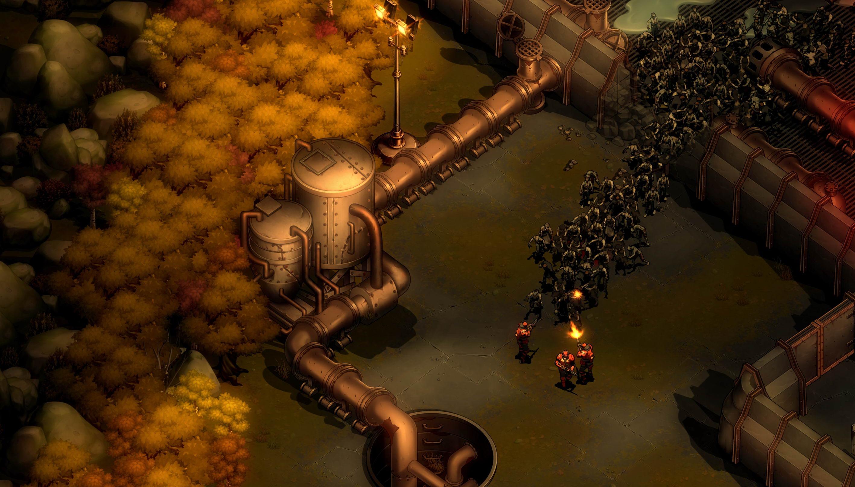 《亿万僵尸》开发进度公告 战役模式会让玩家大呼过瘾