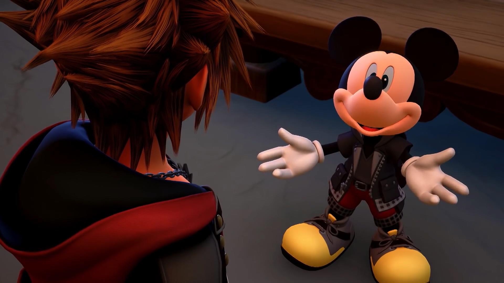 《王国之心3》两分钟视频一次看过全部迪士尼世界