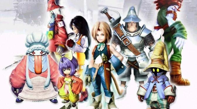 《最终幻想9》高清画质MOD公布 老游戏画面大提升