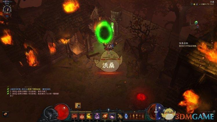 《暗黑破坏神3》猎魔人娜塔亚套套装地下城通晓攻略