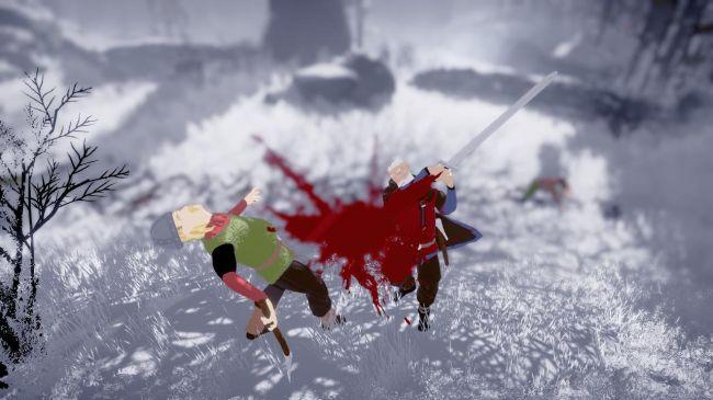 北欧动作游戏《芬布尔》全新预告 2月28日发售