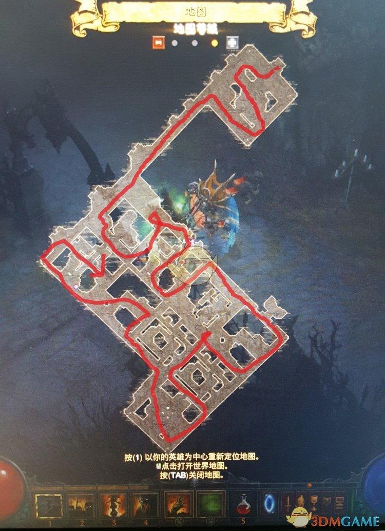 《暗黑破坏神3》巫医祖尼玛套套装地下城精通攻略