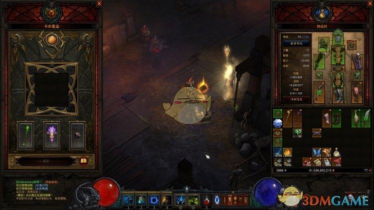 《暗黑破坏神3》巫医玉魂套套装地下城精通攻略