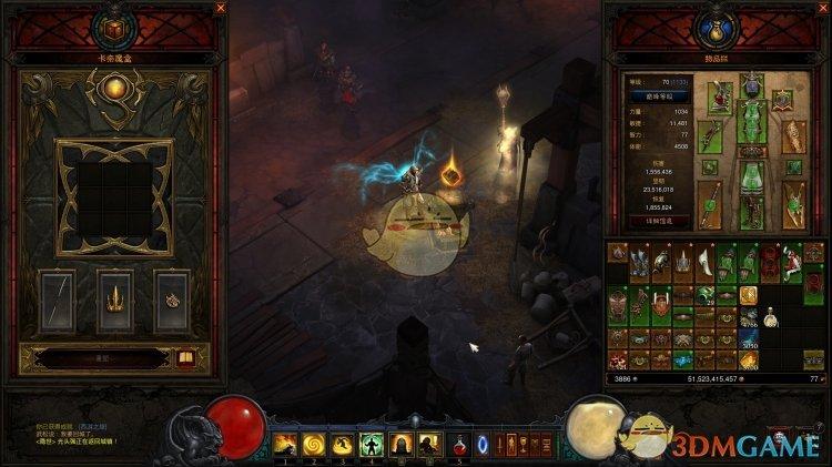 《暗黑破坏神3》武僧猴王套套装地下城精通攻略