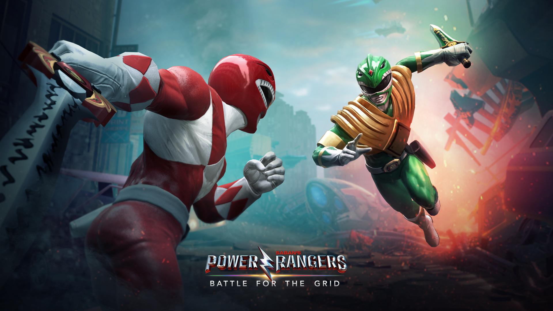 制作人表示《超凡战队:能量之战》并非手游移植电子游戏-游戏咖啡:电子游戏-转载