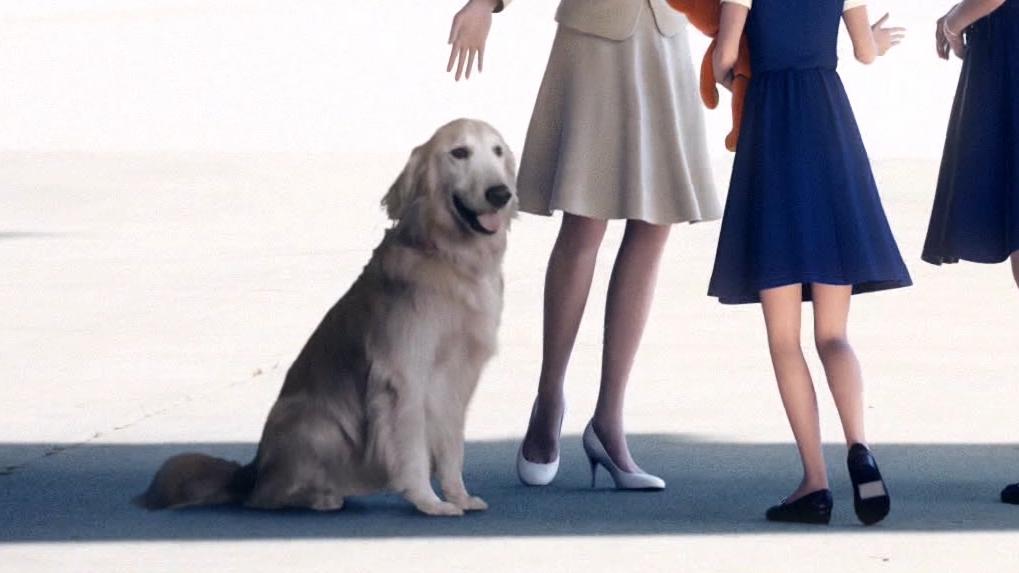 《皇牌空战7》里的这条狗好像有哪里不对劲?-游乐园