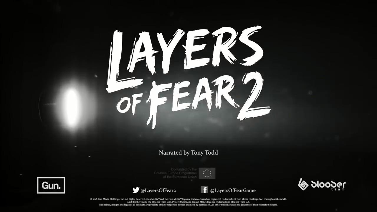 我在船上干什么?恐怖游戏《层层恐惧2》最新宣传片