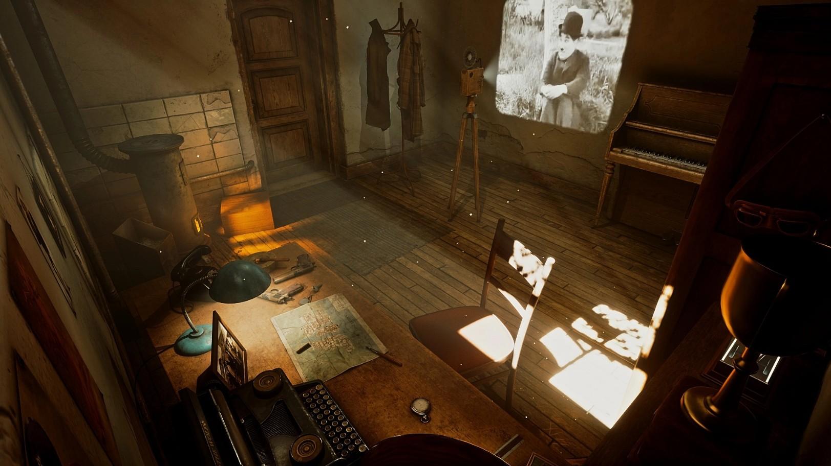 大神用虚幻4还原《黑手党》场景带来真正照片级质感