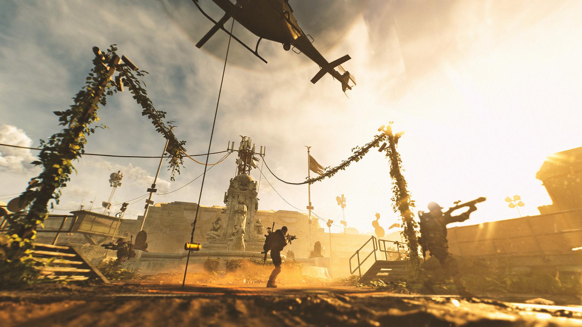 《全境封锁2》反作弊效率提升 对喷子也绝不手软电子游戏-游戏咖啡:vr资源-转载