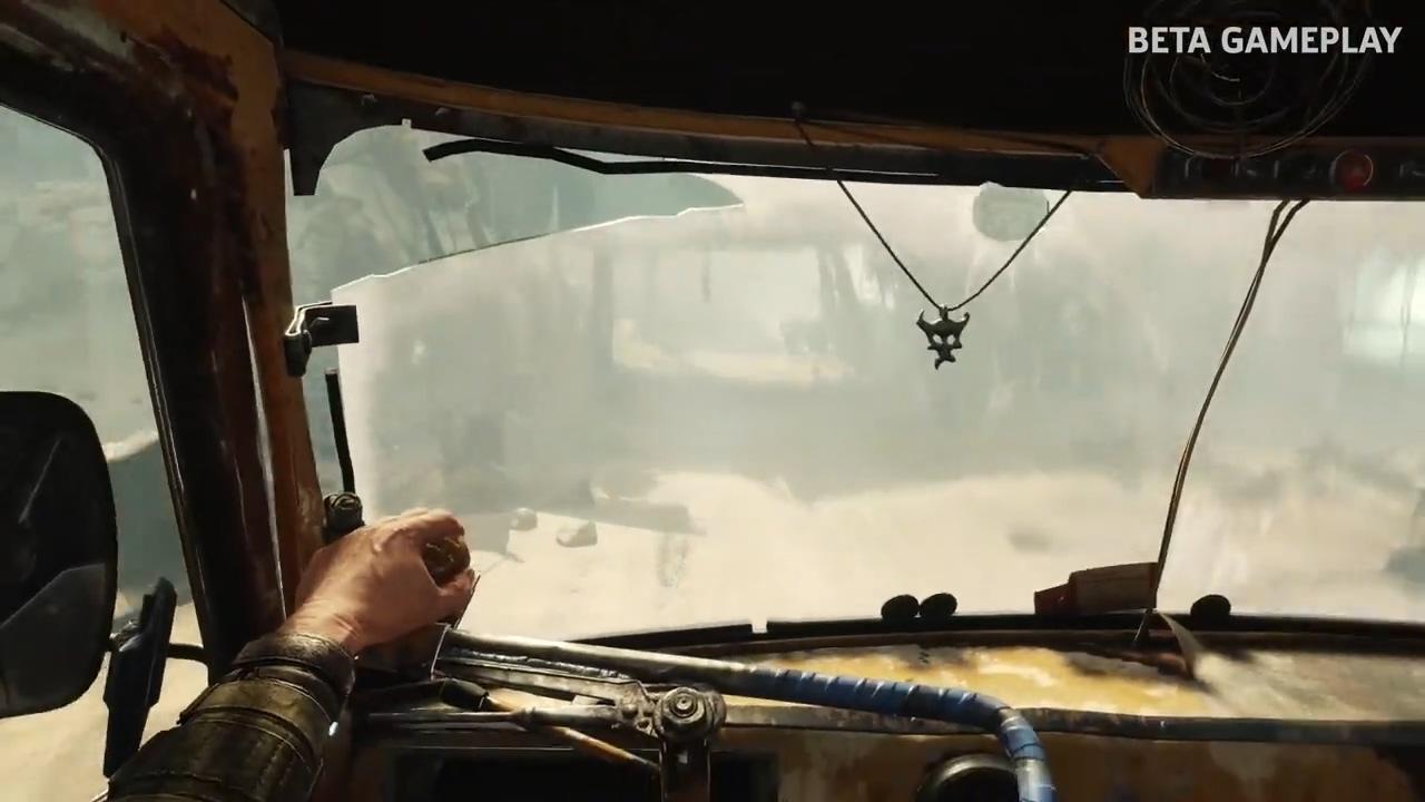 《地铁:逃离》50分钟演示 展示最大关卡里海沙漠