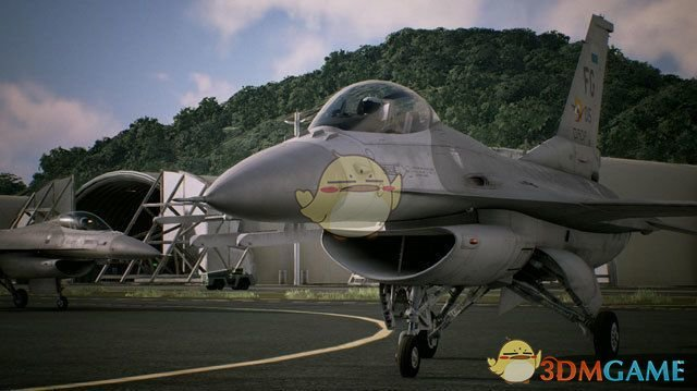 《皇牌空战7:未知空域》F-16C FightingFalcon机体性能图鉴