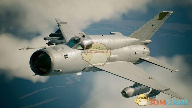 《皇牌空战7:未知空域》MiG-21 bis Fishbed机体性能图鉴
