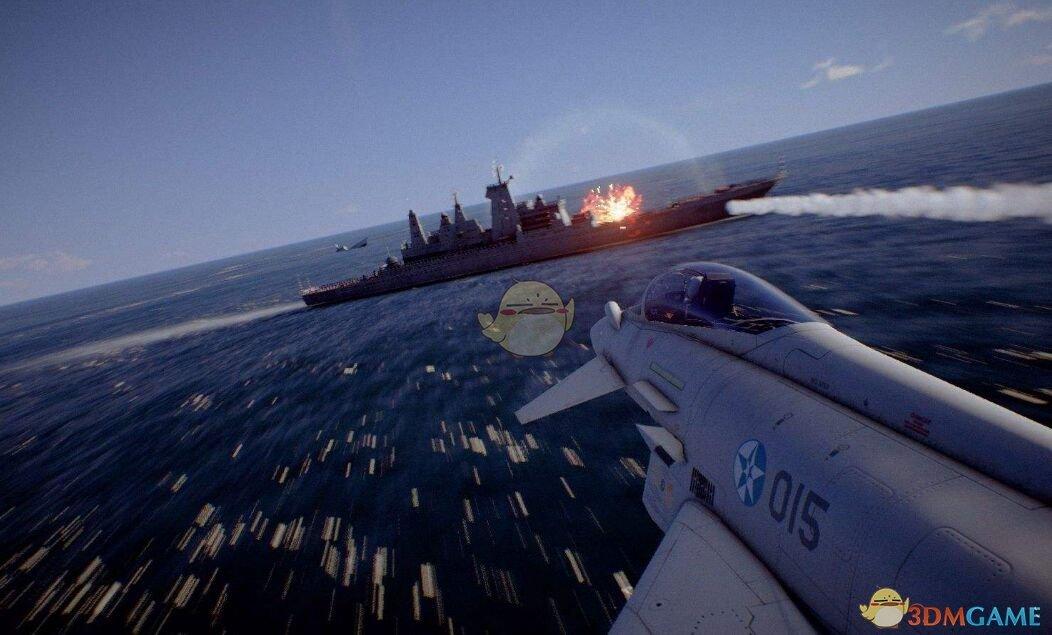 《皇牌空战7:未知空域》第12关ACE难度攻略指南