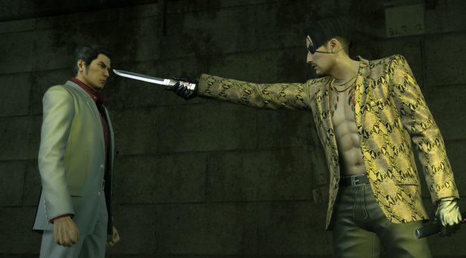 世嘉公布消息 《如龙:极》PC版将于2月19日推出