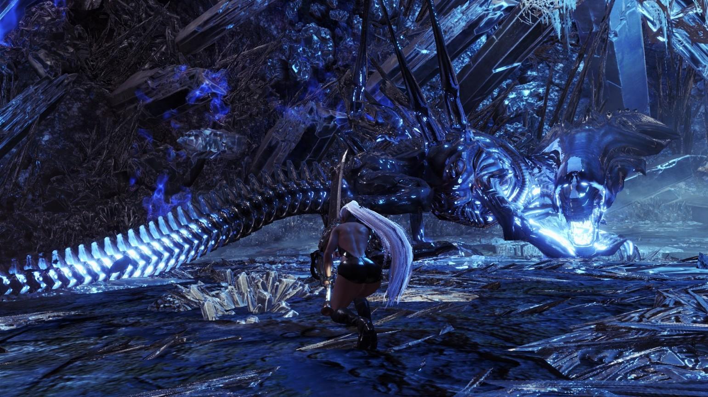 终极猎杀最新章节_终极猎杀快感!《怪物猎人:世界》异形皇后mod