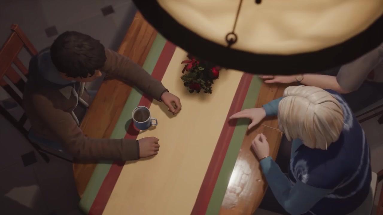 冬日旅程 《奇异人生2》第二章发行宣传片公布