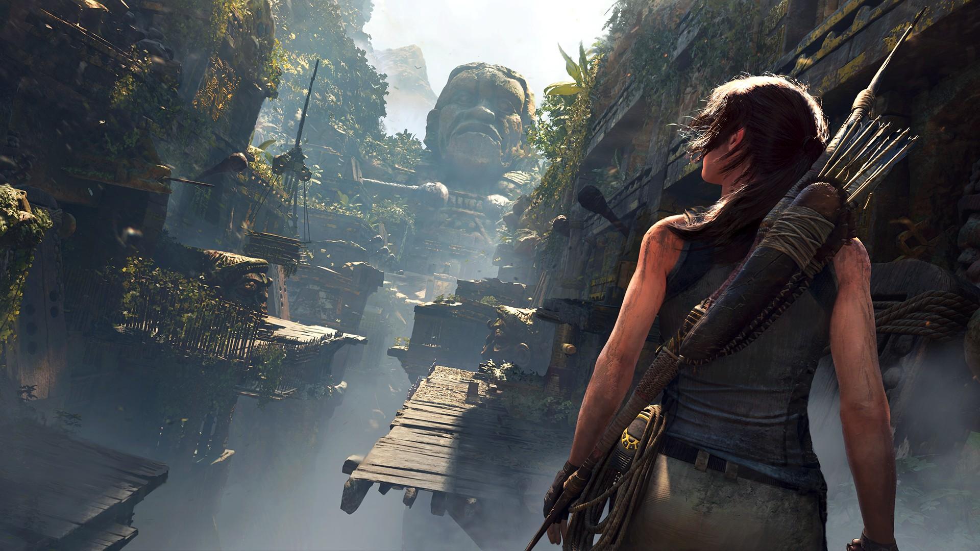 劳拉又遇新挑战《古墓丽影:暗影》噩梦DLC今日上市