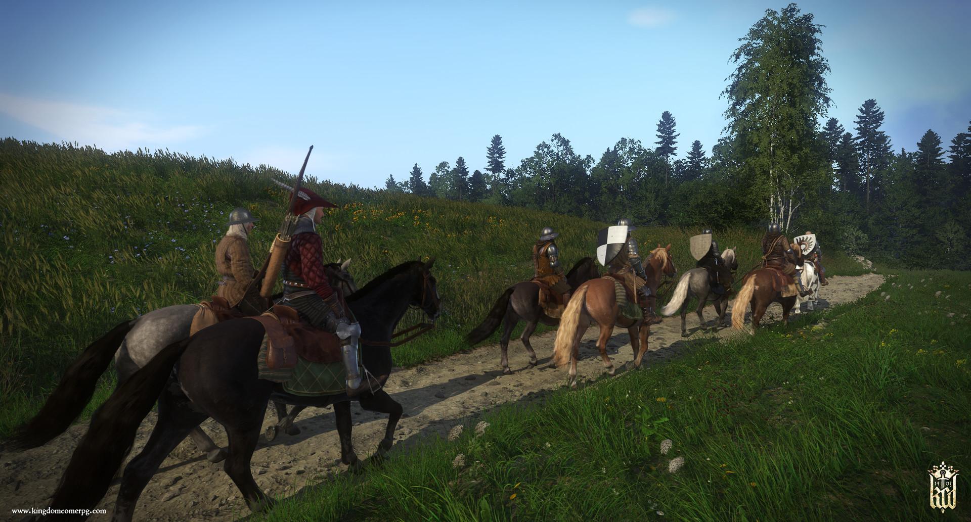 专注战斗《天国:拯救》第三个DLC将于2月6日推出