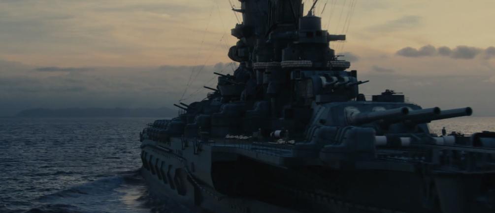 战舰大和再出击 漫改真人电影《阿基米德大战》最新特报预告放出