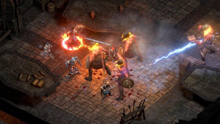 《永恒之柱2》加入回合制战斗模式 终极挑战模式回归
