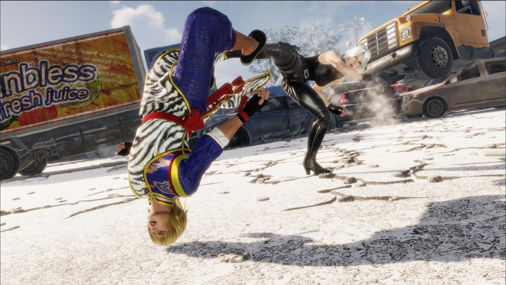 《死或生6》开发团队想要增强游戏竞技性 目标电竞