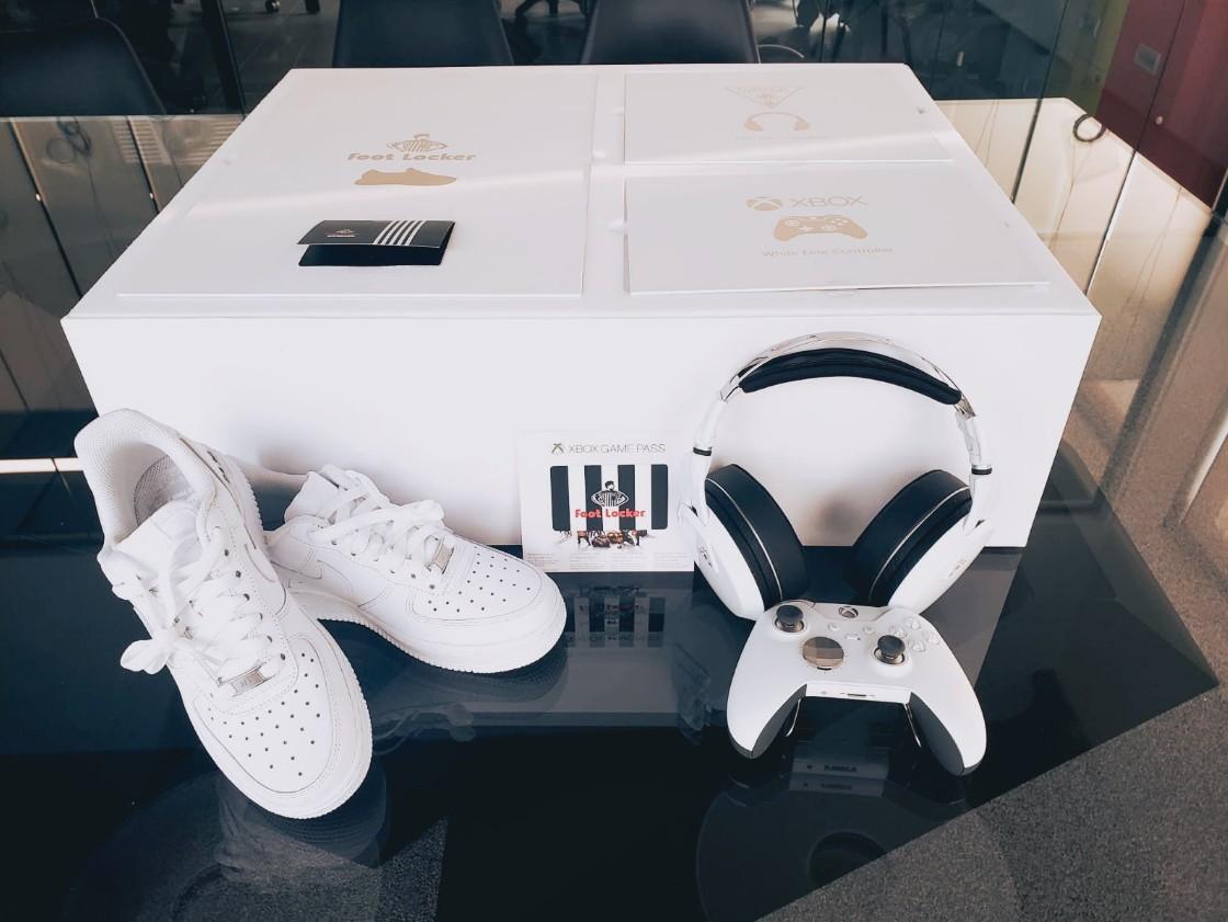 英国限定!Xbox超豪华白色主题外设限定套装