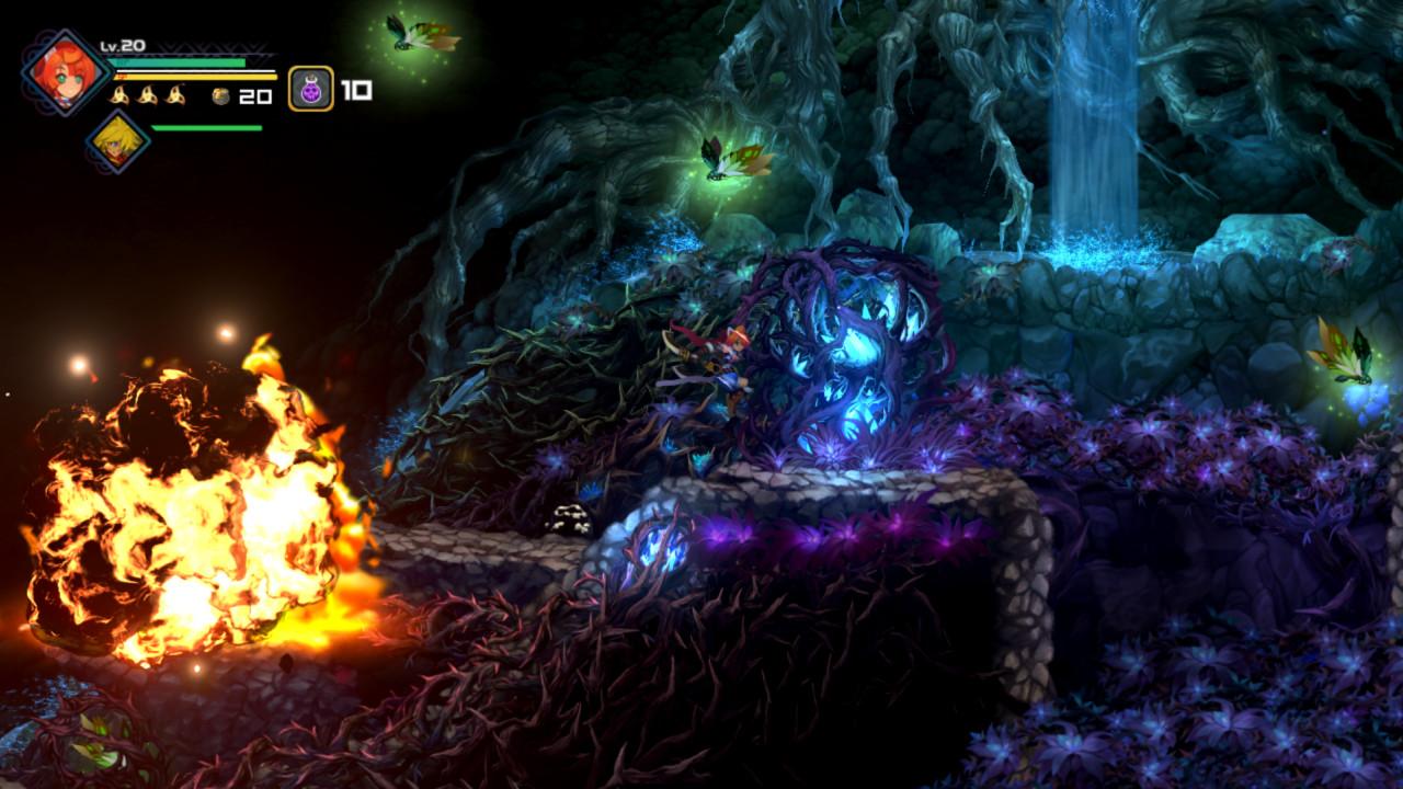 《圣女之歌Zero》第二部曲Steam页面公开