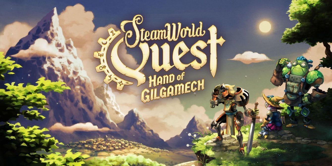 蒸汽世界系列首款RPG游戏《蒸汽世界冒险:吉尔伽美什之手》发布