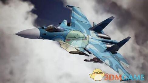 《皇牌空战7:未知空域》ACE难度S评价攻略——第五关