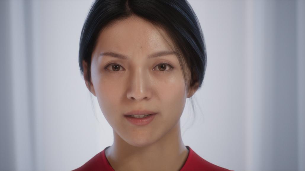 Epic收购数字人类技术开发商3Lateral 虚幻引擎人物面部渲染更逼真