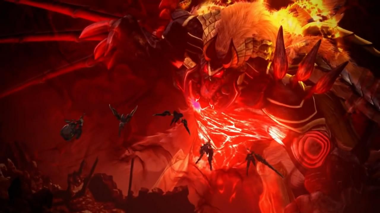 <b>《噬神者3》PC版配置需求公布 全新预告片放出</b>