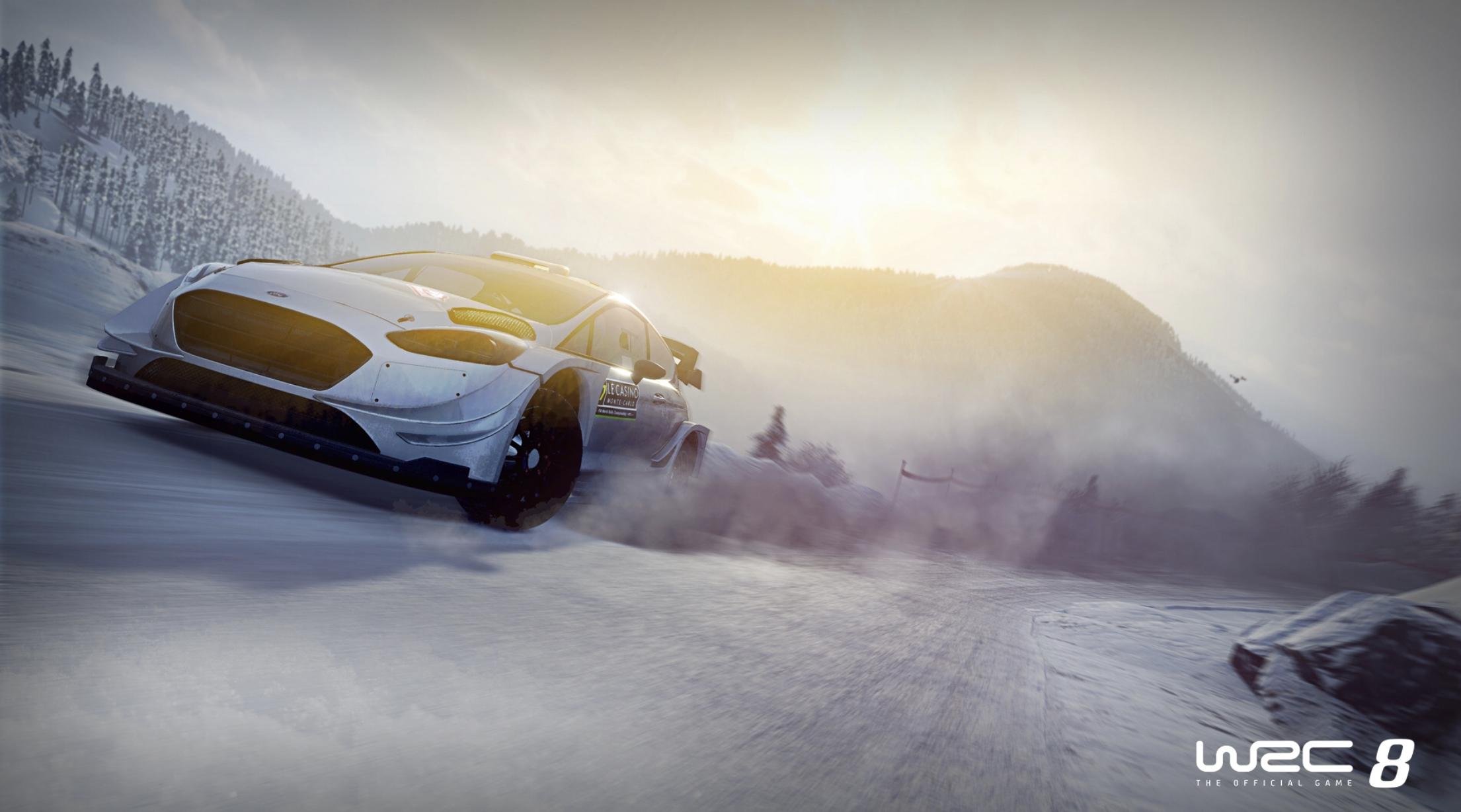 全新的生涯模式!《世界汽车拉力锦标赛8》正式发布