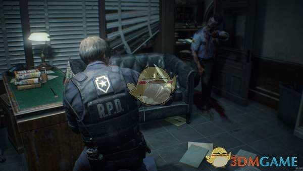 《生化危机2:重制版》警局上层地图获得方法介绍