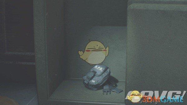 《生化危机2:重制版》全背包位置一览