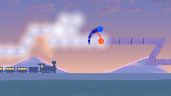 《冰与火之舞》:高难度单键节奏游戏上线STEAM