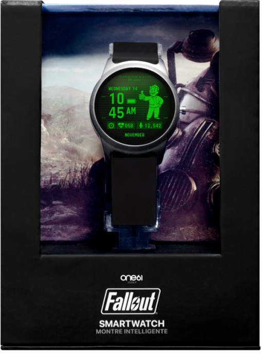 "B社又来卖""辐射""系列周边了 这次是智能手表打折卖"
