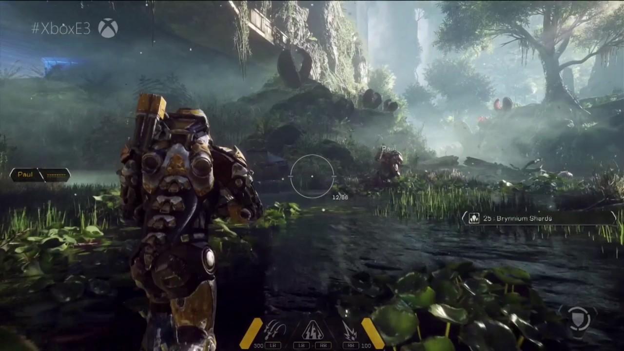 团队副本体验 《圣歌》首发版将拥有三大要塞任务