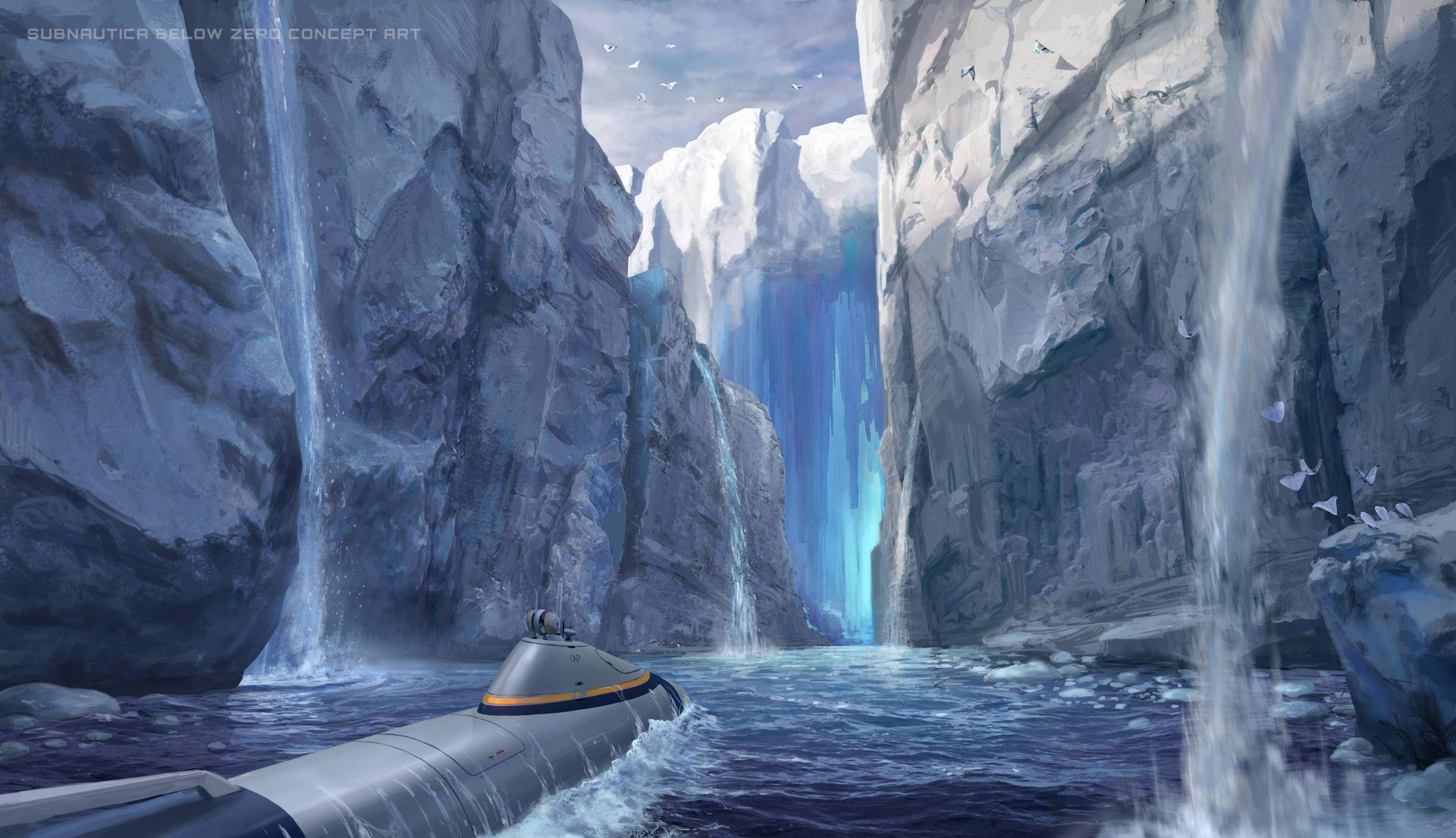 《美丽水世界:冰点之下》将于1月31日开启抢先体验