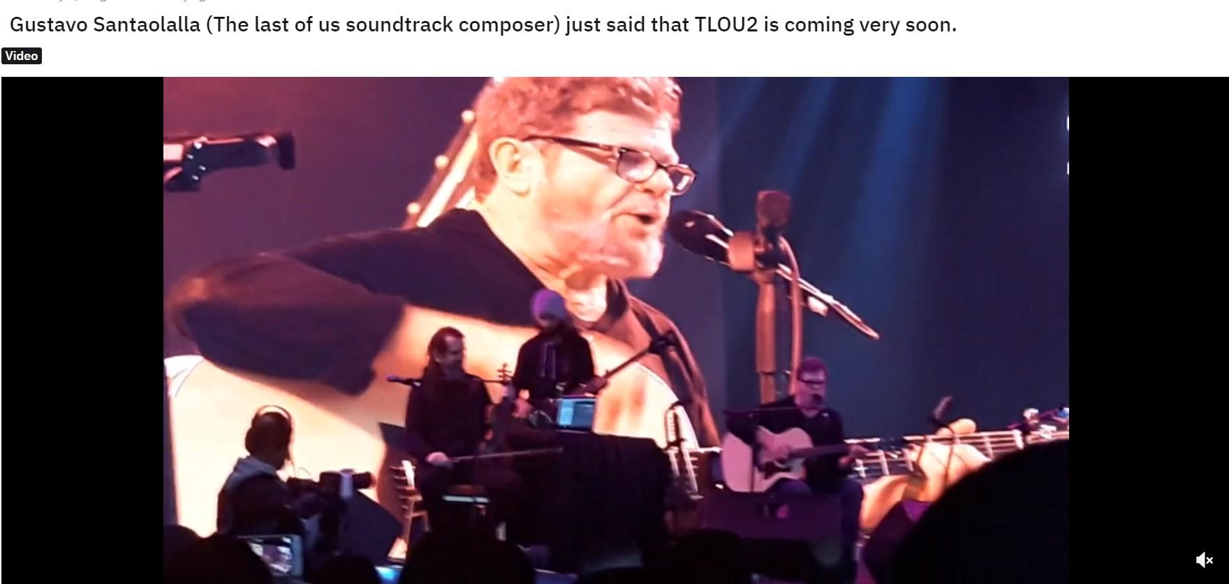 《美国末日2》基本锁定2019年发售 作曲师称很快将到来