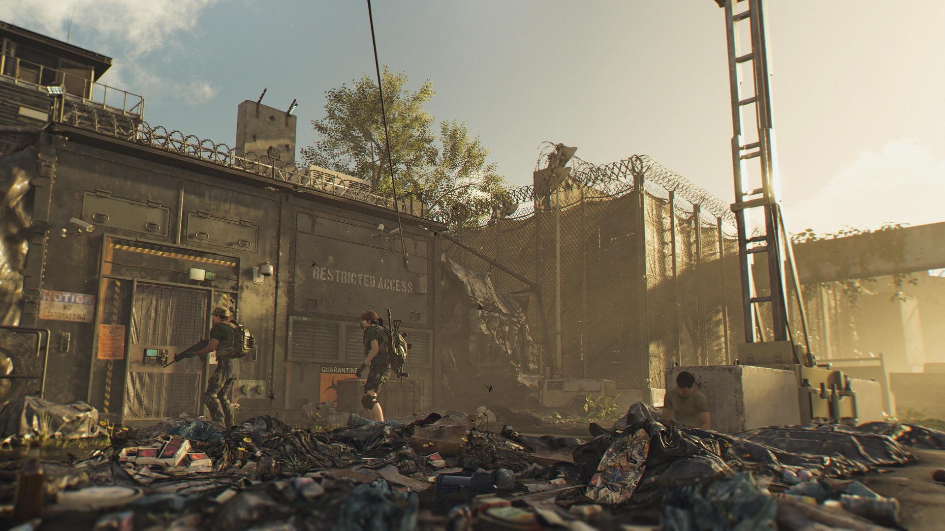 《全境封锁2》中文版试玩 设计师解释与1代游戏差异