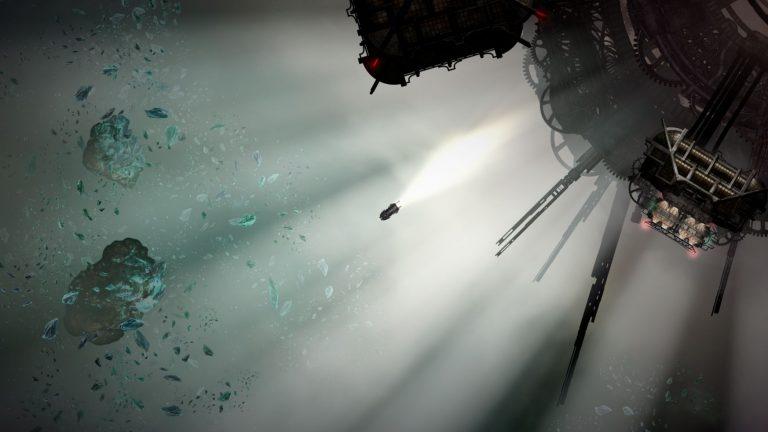 惊狂中启程!哥特式惊悚冒险游戏《无光之空》新预告