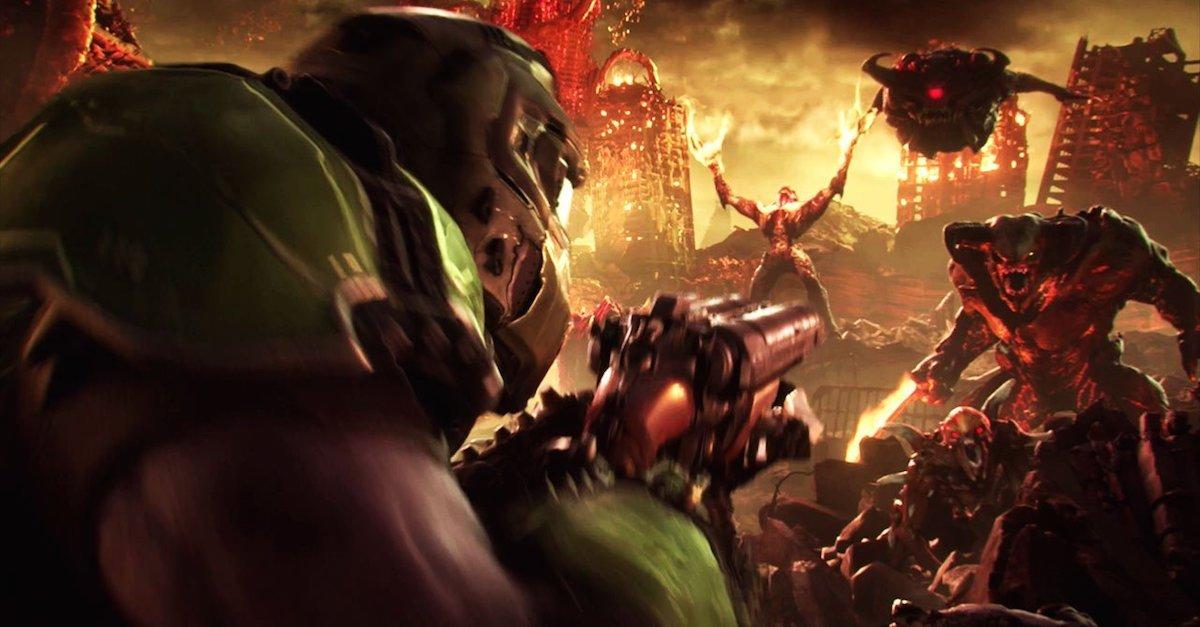 《毁灭战士》新电影推迟 为了更好的还原地狱场景