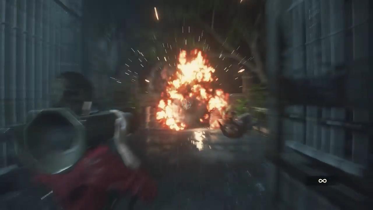 喜闻乐见!《生化危机2:重制版》无限火箭筒子弹获得条件曝出