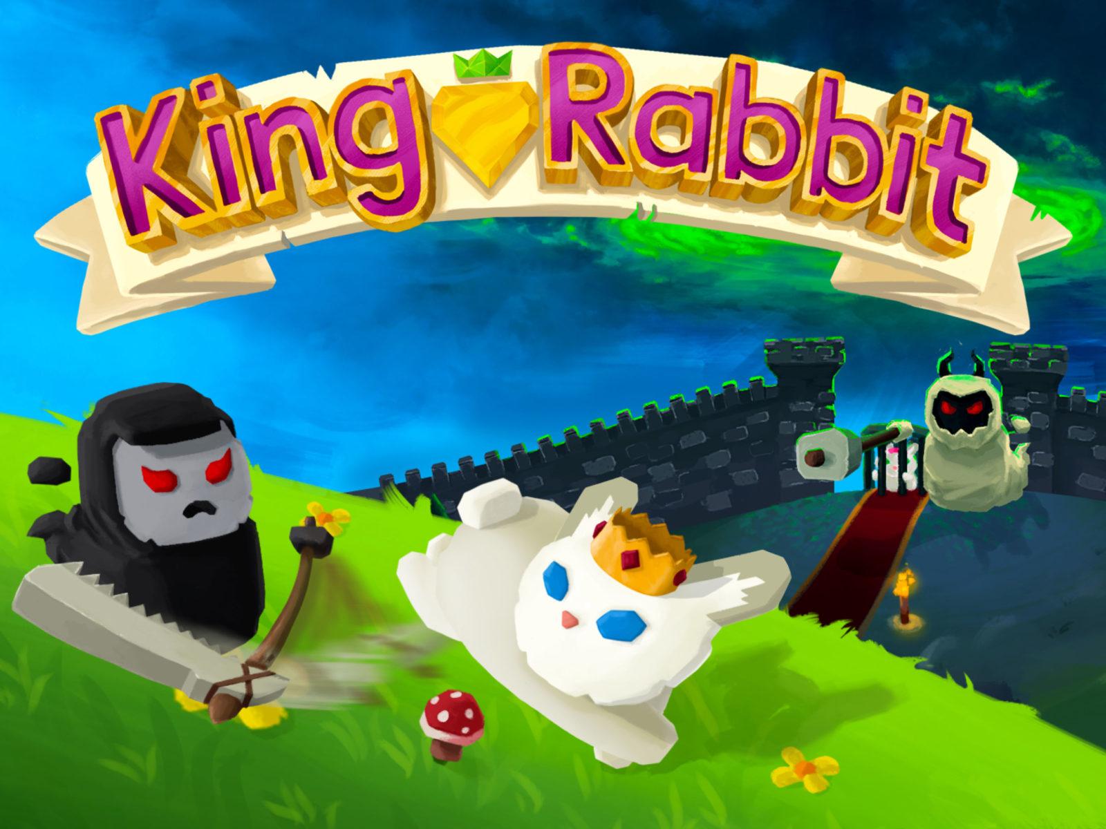 《兔王冒险记》英文免安装版