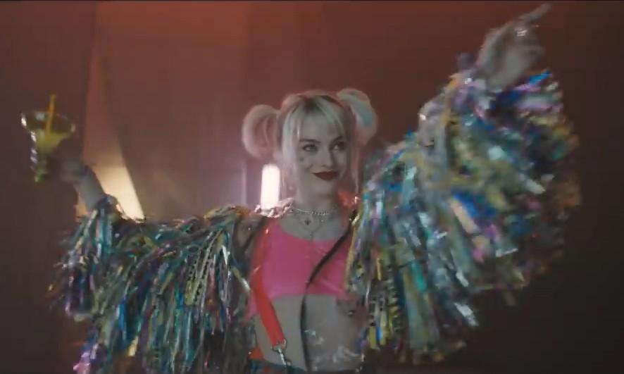 《猛禽小队》先导预告 小丑女性感可爱七大角色齐登场