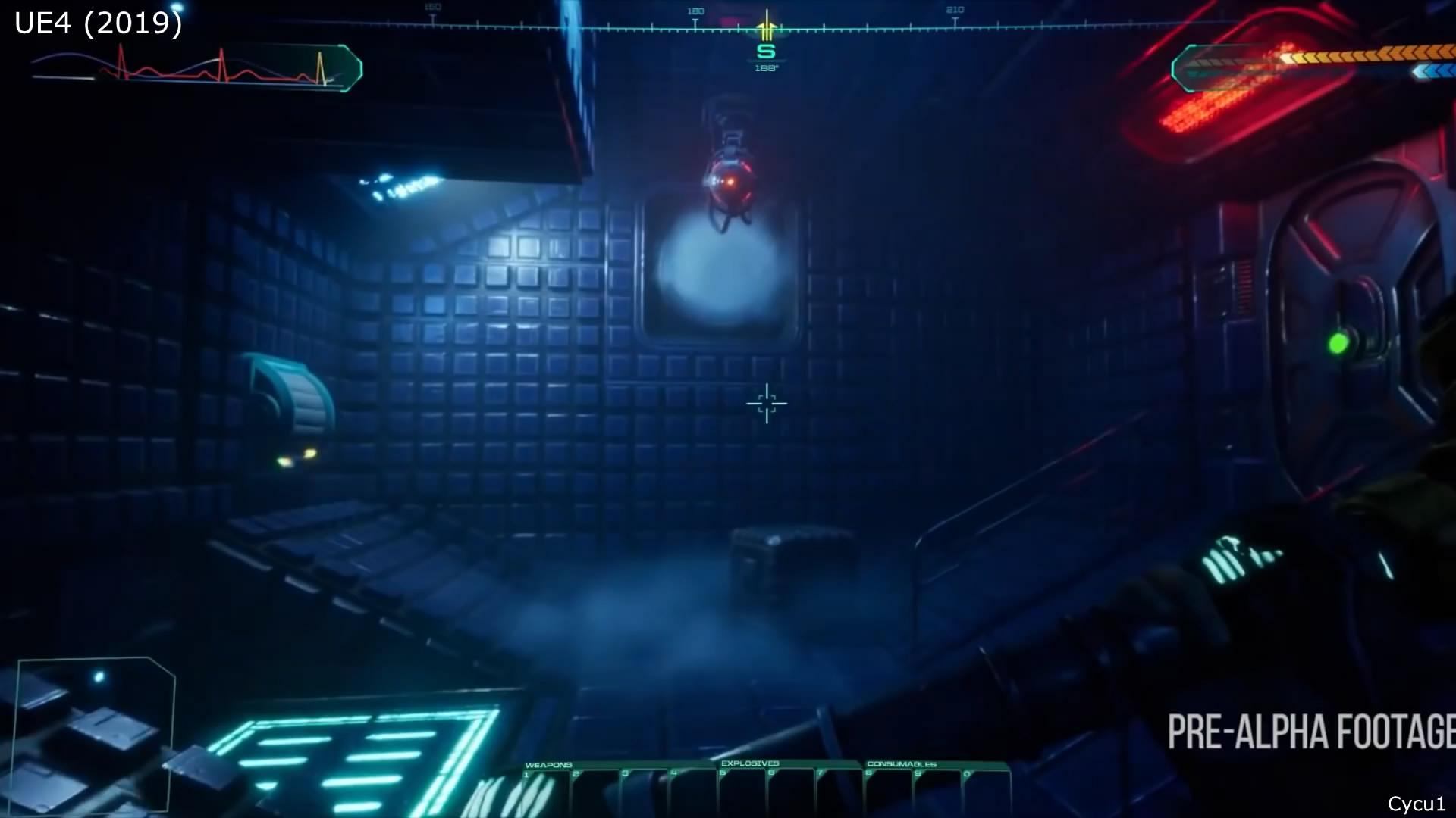 《网络奇兵:重制版》虚幻4与Unity引擎版对比 前者更出色