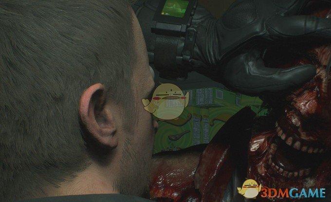 《生化危机2:重制版》特里斯替换里昂黑手党服装MOD