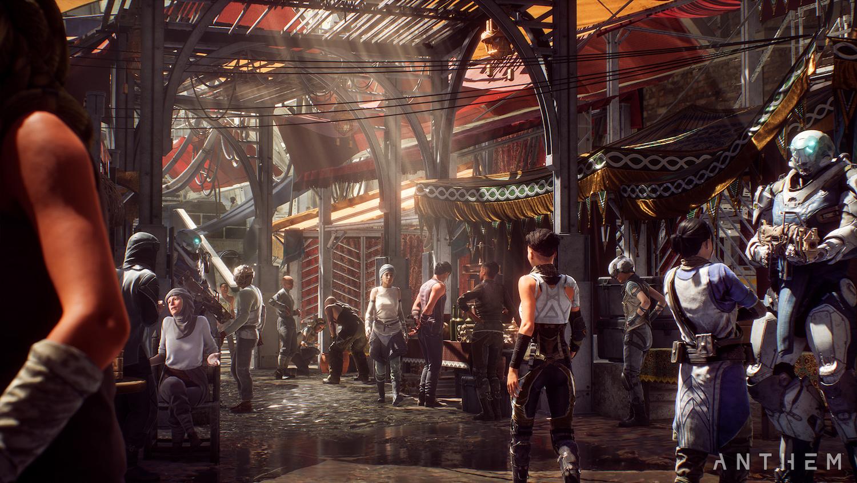 《圣歌》正式版将会加入主城区快速奔跑功能